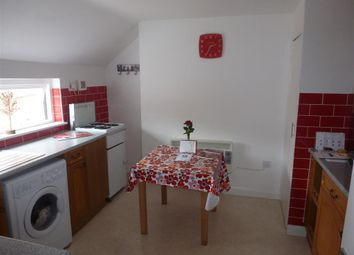 Thumbnail 1 bedroom flat to rent in Market Street, Wisbech