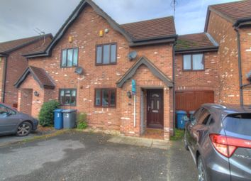 Thumbnail 2 bed town house for sale in Bampton Court, Gamston, Nottingham