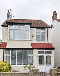 Thumbnail 3 bed detached house for sale in Avenue Road, London