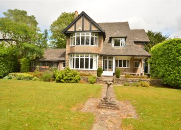 Thumbnail 6 bed detached house for sale in Sandmoor Drive, Alwoodley, Leeds, West Yorkshire