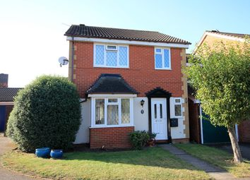 Thumbnail 4 bed detached house for sale in Lincoln Close, Flitwick