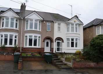 Thumbnail 3 bedroom terraced house to rent in Chelveston Road, Coundon, Coventry