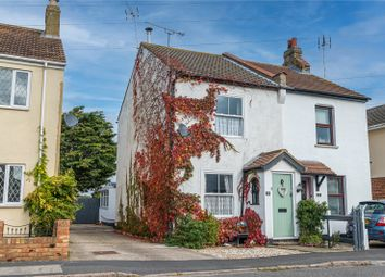 Thumbnail 2 bed semi-detached house for sale in New Road, Great Wakering, Southend-On-Sea, Essex