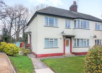 Thumbnail 2 bed flat for sale in Redesdale Gardens, Leeds