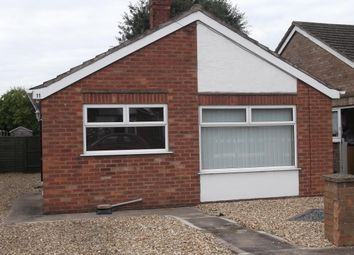 Thumbnail 2 bed property to rent in St Benedicts Close, North Hykeham, Lincoln