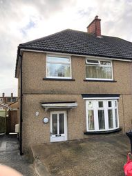 3 bed semi-detached house for sale in Gaer Park Drive, Newport NP20