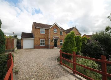 Thumbnail 4 bed detached house for sale in Inglenook Close, Crook