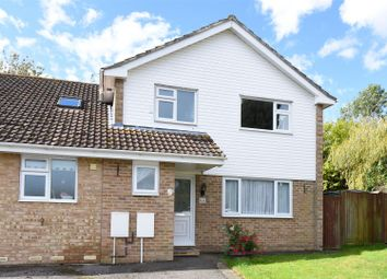 Thumbnail 4 bed property for sale in Lovell Close, South Wonston, Winchester