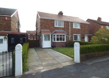 Thumbnail 2 bed semi-detached house for sale in Sandringham Road, Walton-Le-Dale, Preston, Lancashire