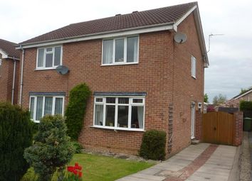 Thumbnail 2 bed property for sale in Newlands, Northallerton