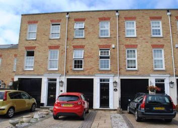 4 bed terraced house for sale in Abbots Walk, Bishopsteignton, Shoeburyness SS3