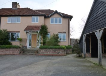 Thumbnail 4 bedroom property to rent in The Street, Snailwell, Newmarket