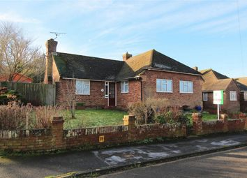 Thumbnail 4 bedroom detached bungalow for sale in St Peters Crescent, Bexhill On Sea, East Sussex