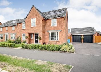 Thumbnail 4 bed detached house for sale in Walsingham Drive, Runcorn
