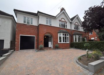 Thumbnail 4 bed semi-detached house to rent in 94 The Avenue, Hartshill, Stoke On Trent