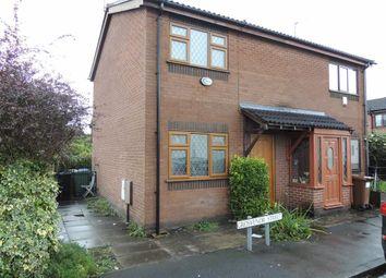 Thumbnail 2 bedroom semi-detached house for sale in Grosvenor Street, Hazel Grove, Stockport