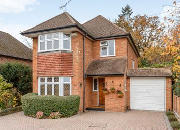 Thumbnail 3 bed detached house for sale in Spenser Avenue, Weybridge
