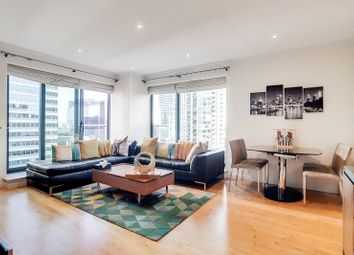 Thumbnail 2 bed flat for sale in Discovery Dock East, South Quay Square