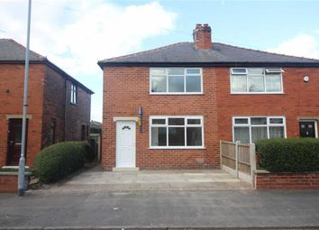 Thumbnail 3 bed semi-detached house for sale in Edna Road, Leigh, Wigan