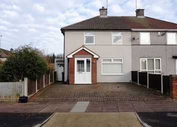 Thumbnail 2 bed semi-detached house for sale in Cropredy Road, Northfield, Birmingham