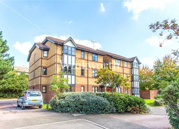 Thumbnail 1 bed flat to rent in Woodvale Way, London