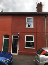 Thumbnail 2 bed property to rent in Oldham Street, Warrington, Cheshire
