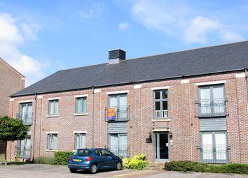 Thumbnail 2 bedroom flat for sale in Heritage Way, Gosport