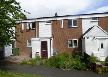 Thumbnail 3 bed terraced house to rent in Bembridge, Brookside, Telford