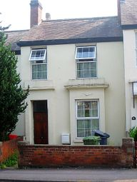 Thumbnail 4 bed terraced house to rent in Tachbrook Road, Leamington Spa
