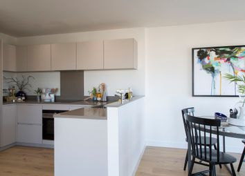 Thumbnail 2 bed flat for sale in Stewart Street, Tower Hamlets