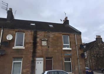 Thumbnail 2 bedroom maisonette to rent in Kelvin Street, Grangemouth