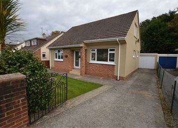 Thumbnail 3 bedroom detached bungalow for sale in Manor Drive, Kingskerswell, Newton Abbot, Devon.