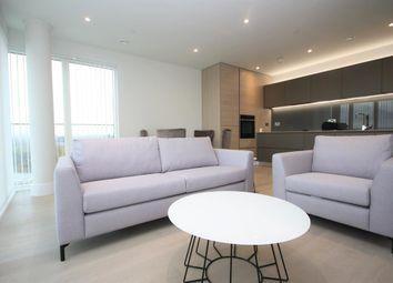 Thumbnail 2 bed flat to rent in Kidbrooke Park Road, London