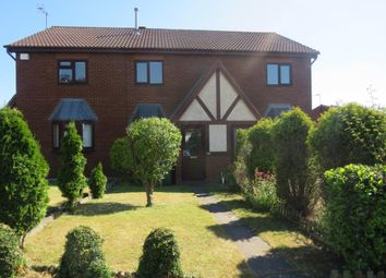Thumbnail 2 bed terraced house for sale in Wealdstone Drive, Dudley