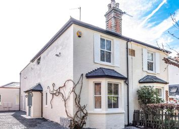 Thumbnail 4 bed semi-detached house to rent in Pound Lane, Windlesham