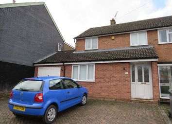 Thumbnail 3 bed property to rent in Chalk Road North, Bury St. Edmunds