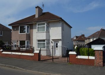 Thumbnail 2 bed semi-detached house to rent in Garrowhill Drive, Baillieston, Glasgow