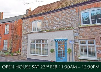 Thumbnail 2 bedroom terraced house for sale in The Strand, Lympstone, Exmouth