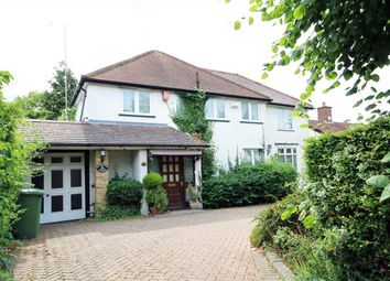 Thumbnail 4 bed detached house for sale in Chiltern Avenue, Bushey WD23.