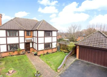 Thumbnail 4 bed detached house for sale in Widbury, Langton Green, Tunbridge Wells, Kent