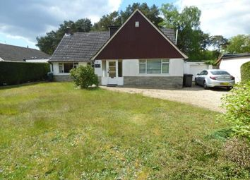 Thumbnail 4 bed bungalow for sale in The Glade, Ashley Heath, Ringwood