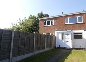 Thumbnail 3 bedroom end terrace house for sale in Orchard Way, Hollywood, Birmingham