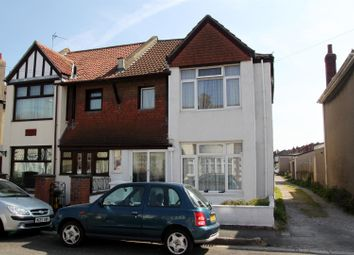 Thumbnail 4 bed semi-detached house for sale in Hill View Road, Weston-Super-Mare