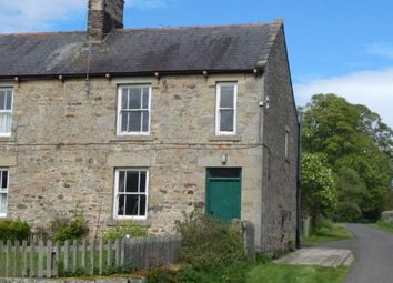 Thumbnail 3 bed cottage to rent in Swinburn, Hexham