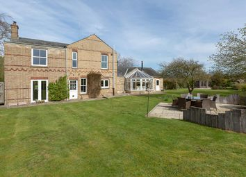 Thumbnail 4 bed detached house for sale in Cobbs Hall Road, Great Saxham, Bury St. Edmunds