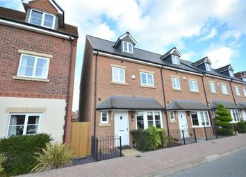 Thumbnail 4 bed end terrace house for sale in Fulmar Crescent, Bracknell, Berkshire