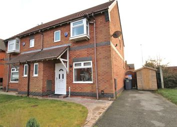 Thumbnail 3 bed semi-detached house for sale in Verwood Drive, Croxeth Park, Liverpool, Merseyside