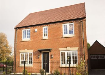 "Thumbnail 4 bed detached house for sale in ""The Chedworth"" at Hathern Road, Shepshed, Loughborough"