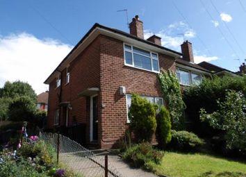 Thumbnail 2 bedroom maisonette for sale in Denshaw Road, Birmingham, West Midlands