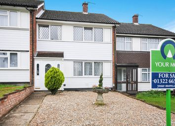 Thumbnail 3 bed terraced house for sale in Northview, Swanley